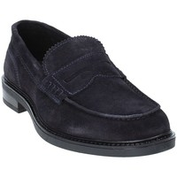 Zapatos Hombre Mocasín Rogers 1980 Azul