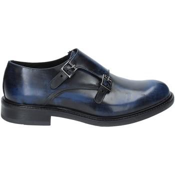 Zapatos Hombre Derbie Rogers 1234 Azul