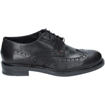 Zapatos Hombre Derbie Rogers 3040 Negro
