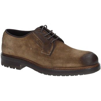 Zapatos Hombre Derbie Exton 690 Marrón