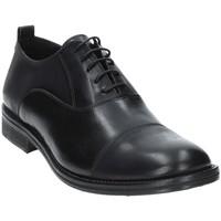 Zapatos Hombre Richelieu Exton 9554 Negro
