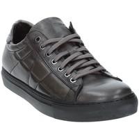 Zapatos Hombre Zapatillas bajas Exton 217 Gris
