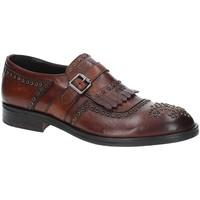 Zapatos Hombre Derbie Exton 5359 Marrón