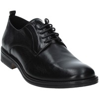 Zapatos Hombre Derbie Exton 9553 Negro