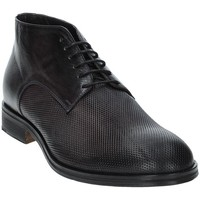 Zapatos Hombre Botas de caña baja Exton 5355 Gris