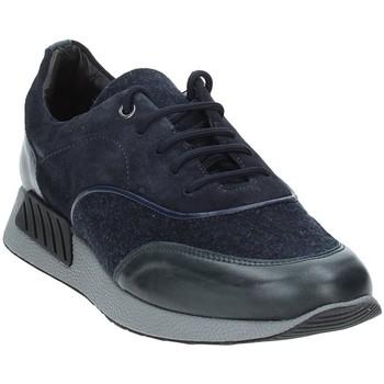 Zapatos Hombre Zapatillas bajas Exton 161 Azul
