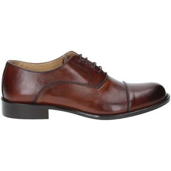 Zapatos Hombre Richelieu Exton 6014 Marrón