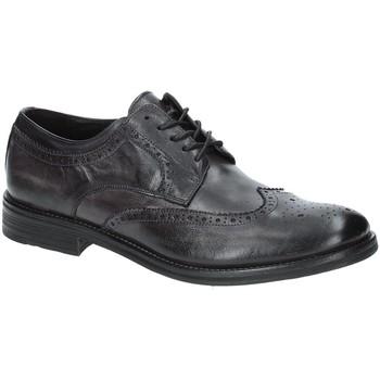 Zapatos Hombre Derbie Exton 9550 Gris