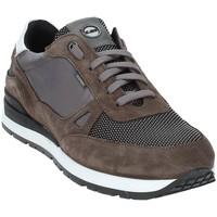 Zapatos Hombre Zapatillas bajas Exton 993 Gris