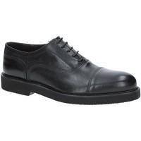 Zapatos Hombre Richelieu Exton 5496 Negro