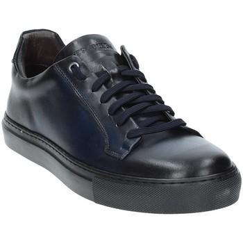 Zapatos Hombre Zapatillas bajas Exton 216 Azul