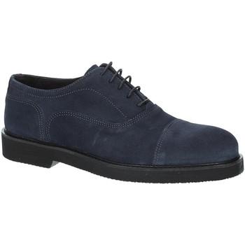 Zapatos Hombre Richelieu Exton 5496 Azul