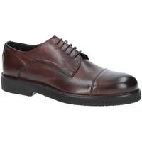 Zapatos Hombre Derbie Exton 5413 Marrón