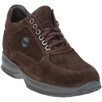 Zapatos Hombre Botas de caña baja Exton 2029 Marrón