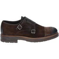 Zapatos Hombre Derbie Exton 691 Marrón