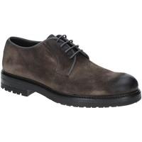 Zapatos Hombre Derbie Exton 690 Gris