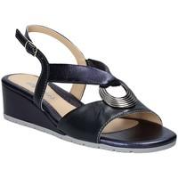 Zapatos Mujer Sandalias Melluso K95049 Azul