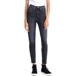 textil Mujer Vaqueros boyfriend Calvin Klein Jeans J20J207652 Azul