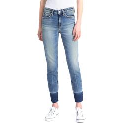 textil Mujer Vaqueros slim Calvin Klein Jeans J20J208060 Azul