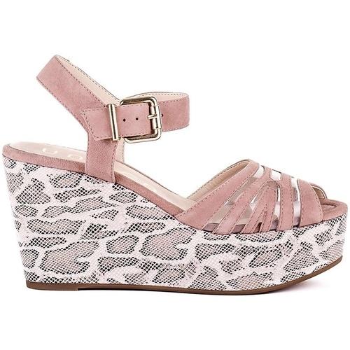 Venta de liquidación de temporada Zapatos especiales Unisa Sandálias Lacare_KS Rosa - Zapatos Sandalias Mujer