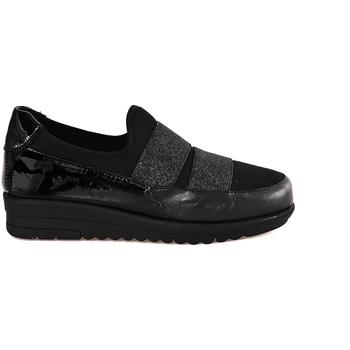 Zapatos Mujer Mocasín Grunland SC3978 Negro