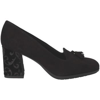 Zapatos Mujer Mocasín Grunland SC4072 Negro
