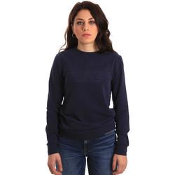 textil Mujer Sudaderas Ea7 Emporio Armani 6ZTM84 TJ31Z Azul