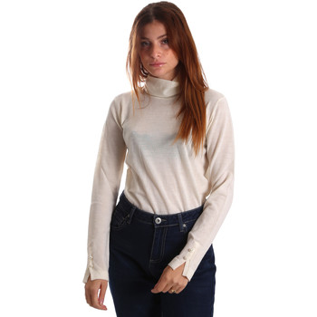 textil Mujer Jerséis Gas 566589 Blanco
