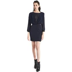 textil Mujer Vestidos cortos Gaudi 821BD15021 Azul
