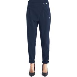 textil Mujer Pantalones chinos Gaudi 821BD25031 Azul