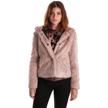 textil Mujer cazadoras Gaudi 821FD39003 Rosado