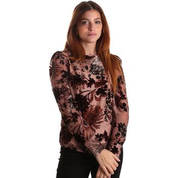 textil Mujer Tops / Blusas Gaudi 821FD45007 Rosado