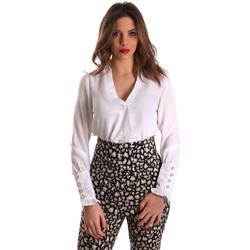 textil Mujer Tops / Blusas Gaudi 821FD45014 Blanco