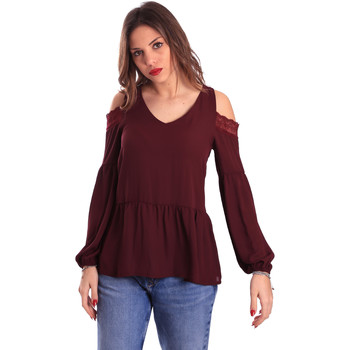 textil Mujer Tops / Blusas Gaudi 821FD45030 Violeta