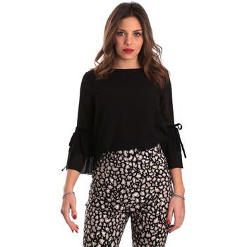 textil Mujer Tops / Blusas Gaudi 821FD45036 Negro