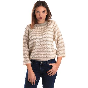 textil Mujer Jerséis Gaudi 821FD53040 Beige