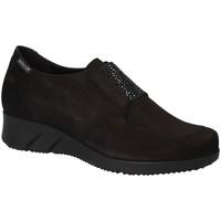 Zapatos Mujer Slip on Mephisto P5127915 Negro