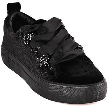 Zapatos Mujer Zapatillas bajas Y Not? W18 52 YW 701 Negro