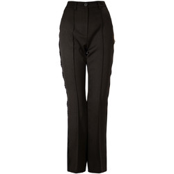 textil Mujer Pantalones chinos Denny Rose 821DD20001 Negro