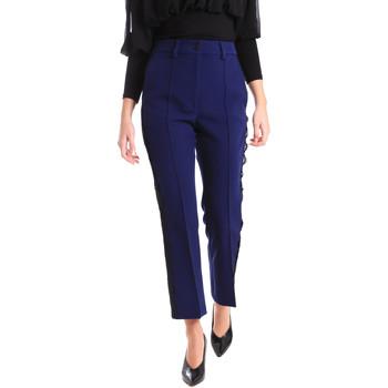 textil Mujer Pantalones chinos Denny Rose 821DD20001 Azul
