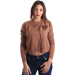 textil Mujer Chaquetas de punto Denny Rose 821DD50100 Beige