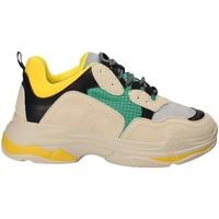 Zapatos Mujer Zapatillas bajas Gold&gold B18 GT530 Amarillo