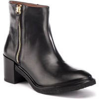 Zapatos Mujer Botines Lumberjack SW50703 002 Negro