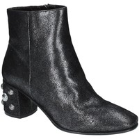 Zapatos Mujer Botines Elvio Zanon I5503G.ELZMPHANTRA Negro