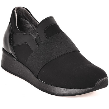 Zapatos Mujer Slip on Melluso R25018T Negro