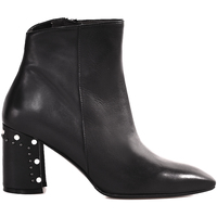 Zapatos Mujer Botines Melluso Z940 Negro