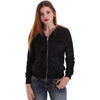 textil Mujer Sudaderas Key Up 5CS57 0001 Negro