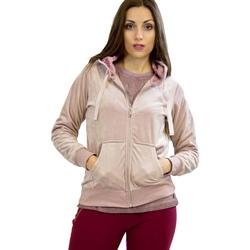 textil Mujer Sudaderas Key Up 5CS57 0001 Rosado