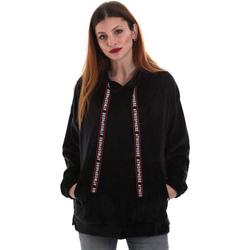 textil Mujer Sudaderas Key Up 5CS91 0001 Negro