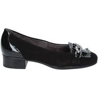 Zapatos Mujer Bailarinas-manoletinas Pitillos 5382 Negro